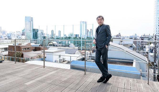 建築家・隈研吾が「East Japan Project」と東北の復興を語る
