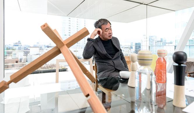 建築家・隈研吾が「East Japan Project」と東北の復興を語る3